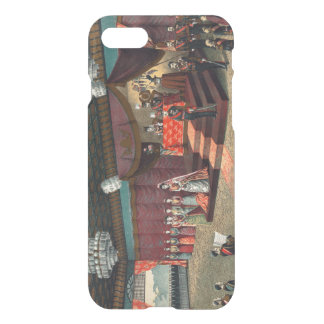 Wedding reception of Crown Prince Yoshihito iPhone 7 Case