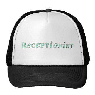 Wedding Receptionist Hat / Cap