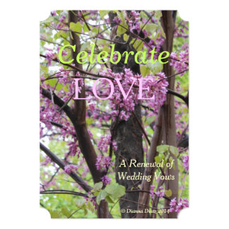 Wedding/Renewed Vows - Spring Invitation