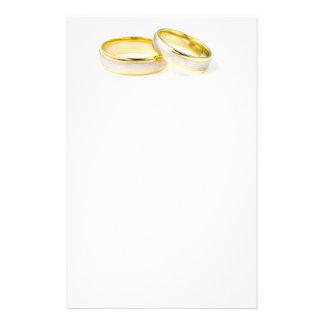 Wedding Ring Stationery