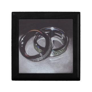 Wedding Rings Gift Box