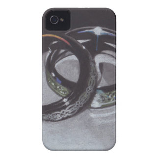 Wedding Rings iPhone 4 Cases