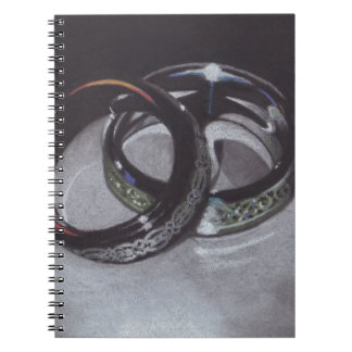 Wedding Rings Notebooks