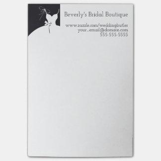 Wedding Service Post-it® Notes
