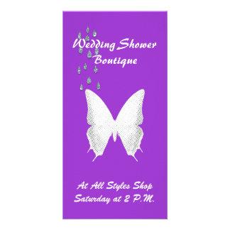 Wedding Shower Boutique Photo Card