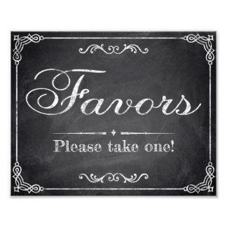 Wedding signs - chalkboard - Favors - Photo Art