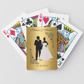 Wedding Souvenir Playing Cards Add your Names