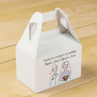 Wedding Gift Box For Guests : Wedding Souvenirs, Gifts, Giveaways for Guests Wedding Favor Box