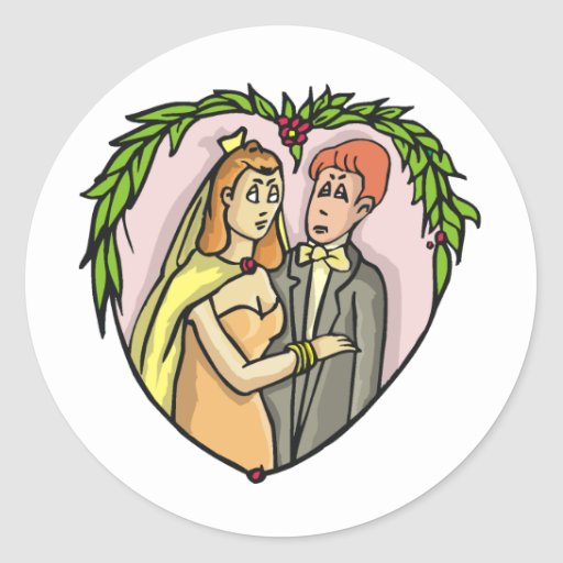 Wedding Stuff 43 Sticker