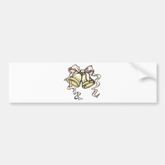 Wedding Supplies 22 Bumper Stickers
