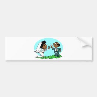 Wedding Supplies 27 Bumper Stickers