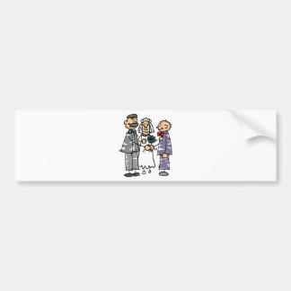 Wedding Supplies 31 Bumper Stickers