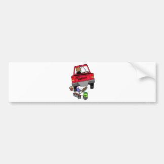 Wedding Supplies 39 Bumper Stickers