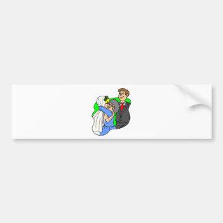 Wedding Supplies 44 Bumper Stickers