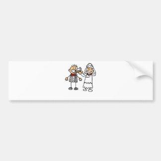 Wedding Supplies 49 Bumper Stickers