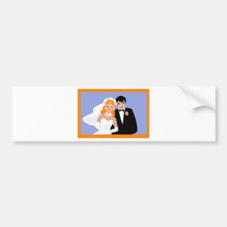 Wedding Supplies 4 Bumper Stickers