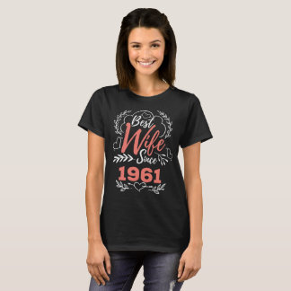 Wedding T-Shirt 56 Years Wedding Anniversary Gift