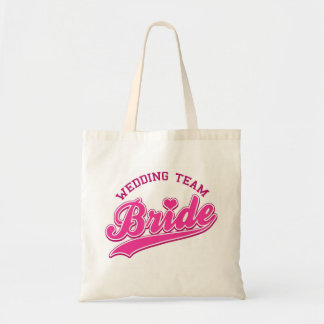 WEDDING TEAM BRIDE - bag