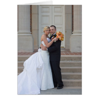 Wedding Thank You note Note Card