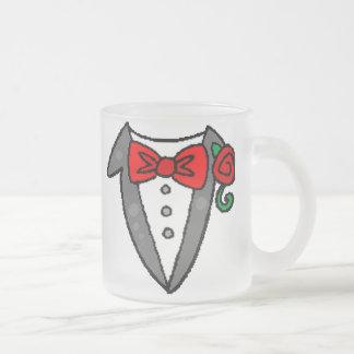 Wedding Tuxedo Mug