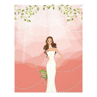 Wedding Vector Graphic 18 Full Color Flyer