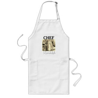 WEDDING_Vintage-CHEF_Name-Template_Multi Long Apron