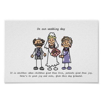 Nice Wedding Gifts For Parents : Wedding Gift Parents on Great Gift For Bride S Parents On Her Wedding ...