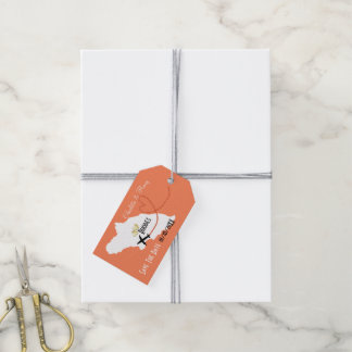 Weddings Abroad Rhodes Save The Date Pack Of Gift Tags