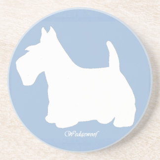 Wedgewoof Scottish Terrier Coaster