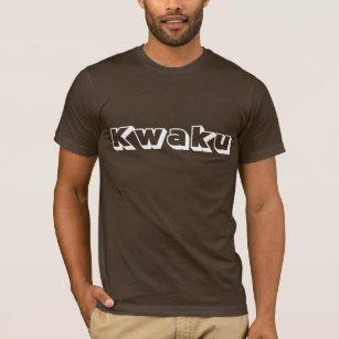 Wednesday born Ghanaian t-shirt