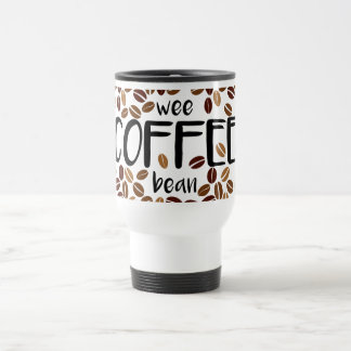Wee Coffee Bean - Travel/Commuter Cup