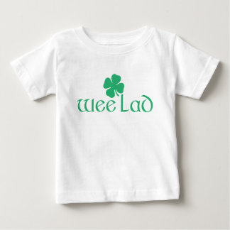 Wee lad baby T-Shirt