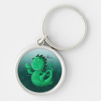 Wee Nessie Loch Ness Cutie Keychain