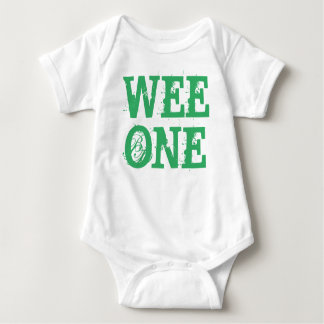 WEE ONE ST. PATRICK'S DAY BABY OUTFIT BABY BODYSUIT