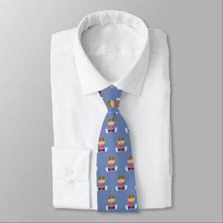 Wee Sam (blue/grey) Tie