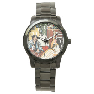 Wee sma' hours watch