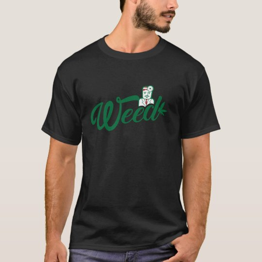 Weed Brand Dr. T T-Shirt