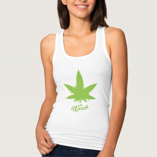 Weed Brand - Ladies T Tank Top