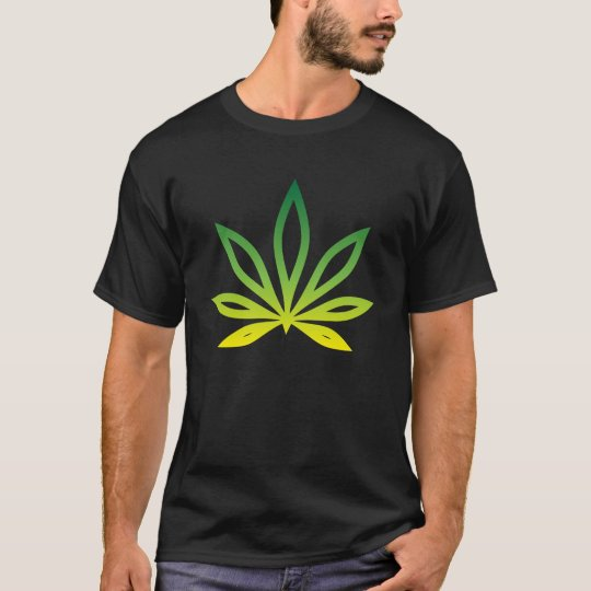 Weed Brand T T-Shirt