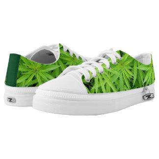 Weed Low-top Sneakers