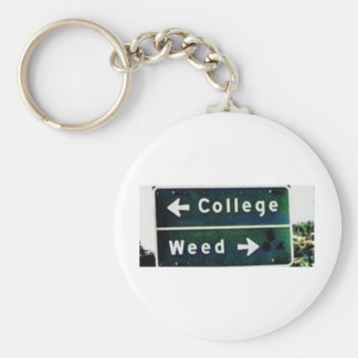 Weed or keychain