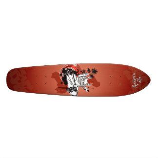 WeeDevil Skateboard