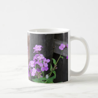 Weeds in the Kitchen Garden Basic White Mug