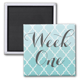 Week One Magnet