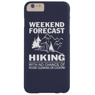 Weekend forecast hiking barely there iPhone 6 plus case