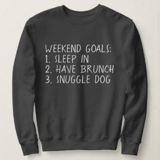 Weekend Goals Shirt