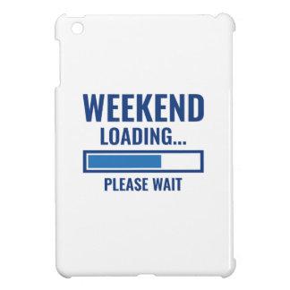 Weekend Loading iPad Mini Cover