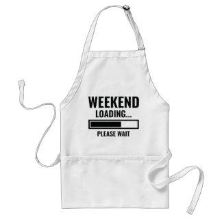 Weekend Loading Standard Apron