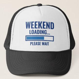 Weekend Loading Trucker Hat