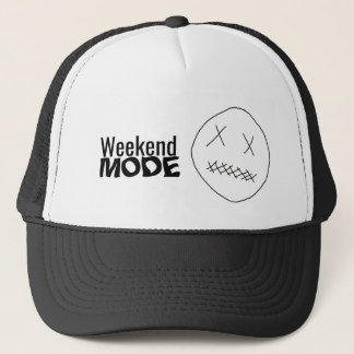 Weekend Mode - Trucker Hat